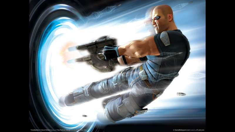 TimeSplitters: Future Perfect wallpaper or background 01