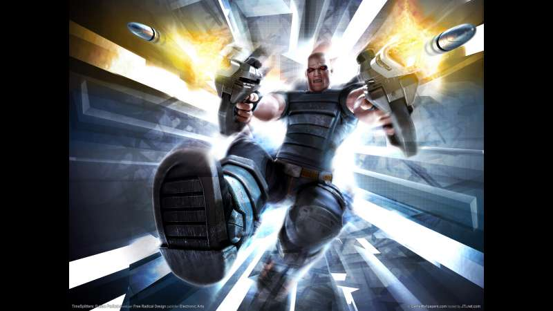 TimeSplitters: Future Perfect wallpaper or background 02