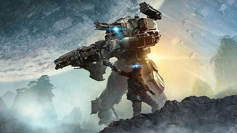 Titanfall 2 wallpaper or background