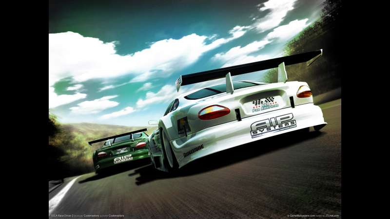 TOCA Race Driver 2 wallpaper or background 02