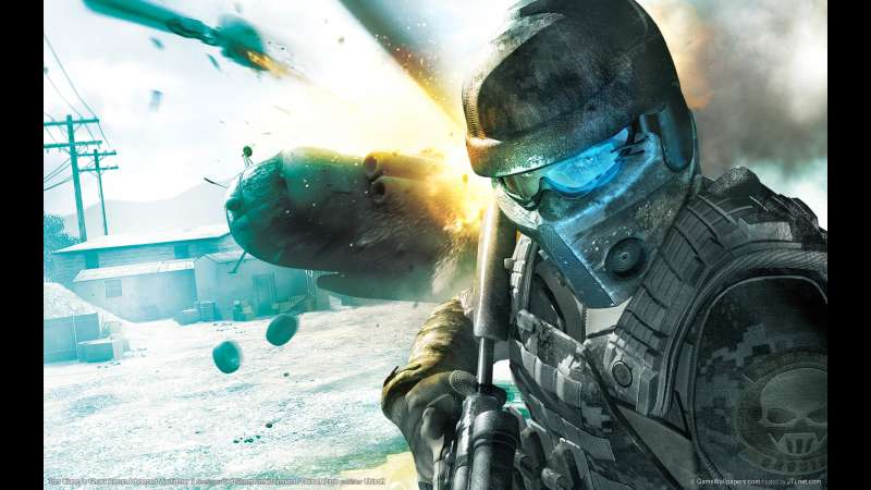 Tom Clancy's Ghost Recon Advanced Warfighter 2 wallpaper or background 01