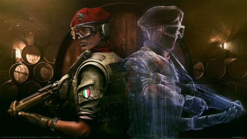 Tom Clancy's Rainbow Six: Siege - Operation Para Bellum wallpaper or background