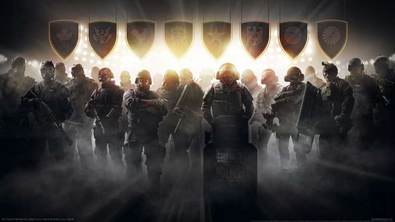 Tom Clancy's Rainbow Six: Siege wallpaper or background 02