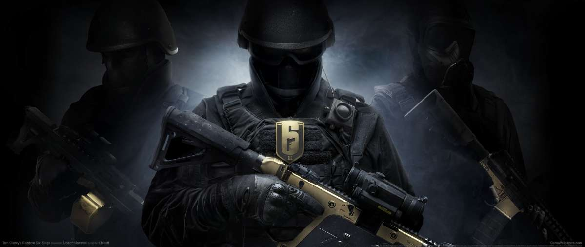 Tom Clancy's Rainbow Six: Siege wallpaper or background