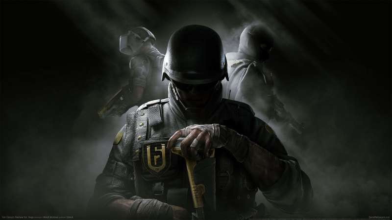 Tom Clancy's Rainbow Six: Siege wallpaper or background 05