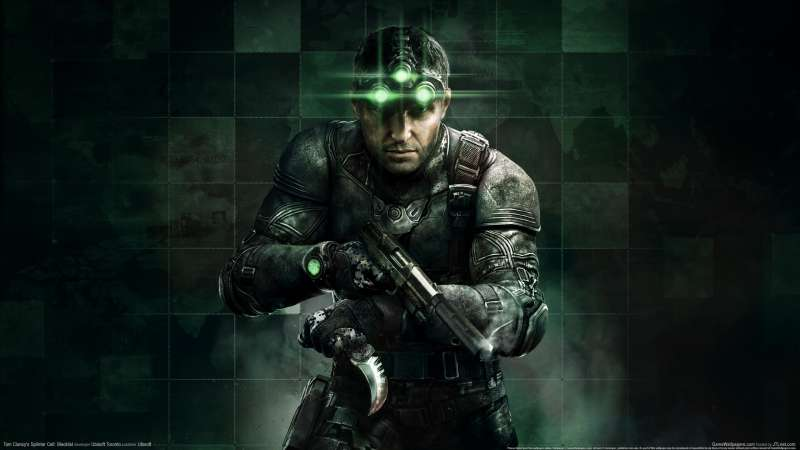 Tom Clancy's Splinter Cell: Blacklist wallpaper or background