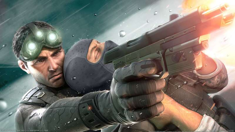 Tom Clancy's Splinter Cell Chaos Theory wallpaper or background 01