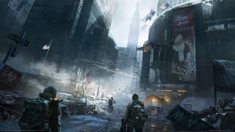 Tom Clancy's The Division wallpaper or background 03
