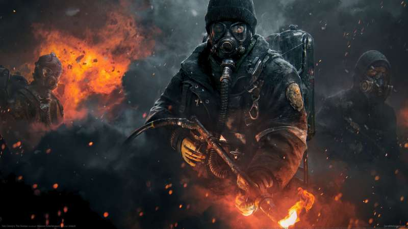 Tom Clancy's The Division wallpaper or background 05