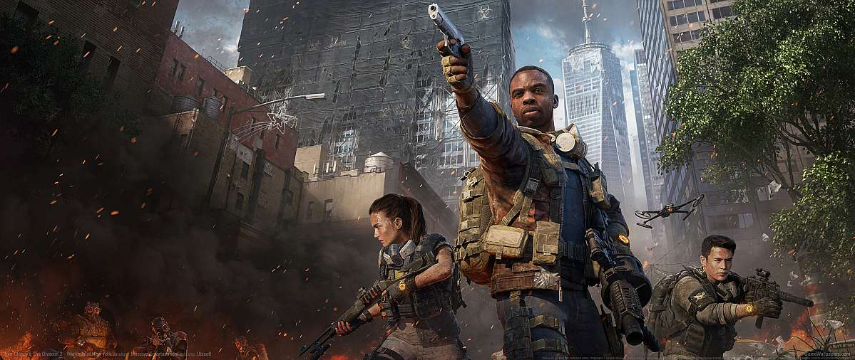 Tom Clancy's The Division 2 - Warlords of New York wallpaper or background