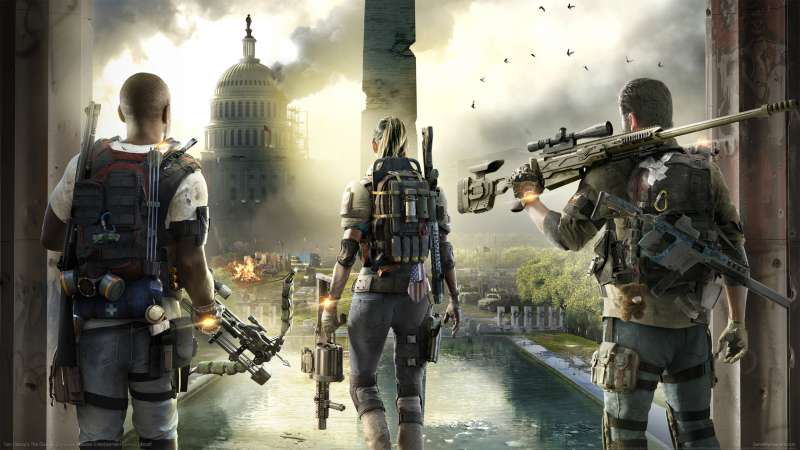 Tom Clancy's The Division 2 wallpaper or background 01