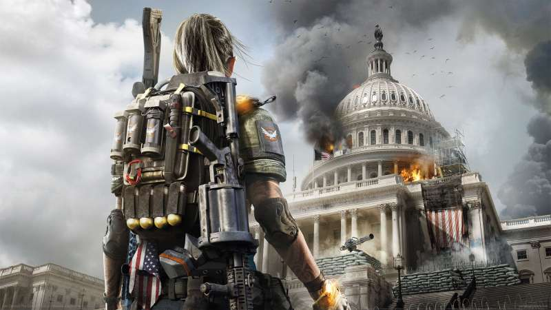Tom Clancy's The Division 2 wallpaper or background 04