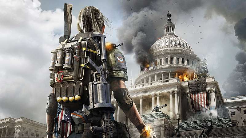 Tom Clancy's The Division 2 wallpaper or background