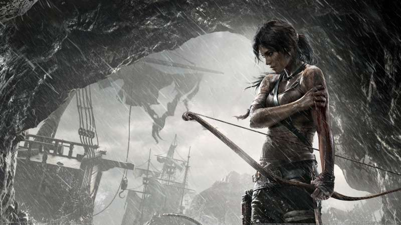 Tomb Raider wallpaper or background 08