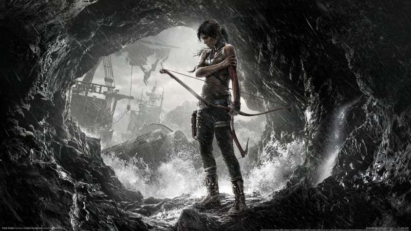 Tomb Raider wallpaper or background 09