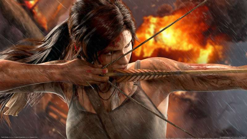 Tomb Raider wallpaper or background 12