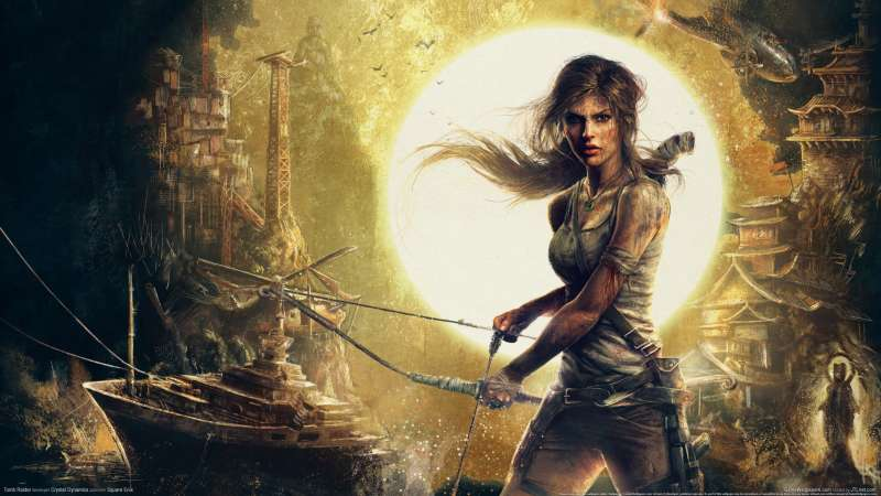 Tomb Raider wallpaper or background 13