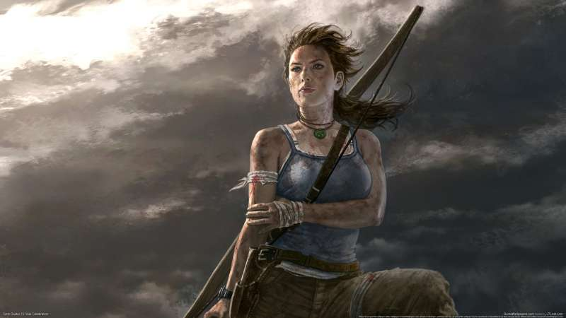 Tomb Raider 15 - Year Celebration wallpaper or background 04