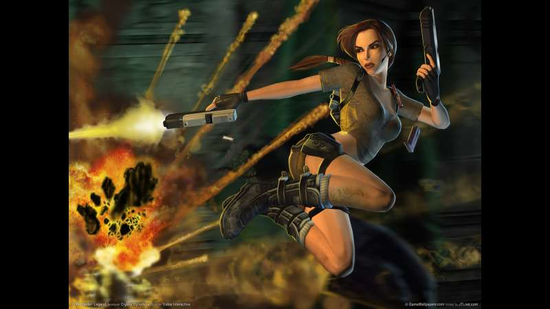 Tomb Raider: Legend wallpaper or background 01