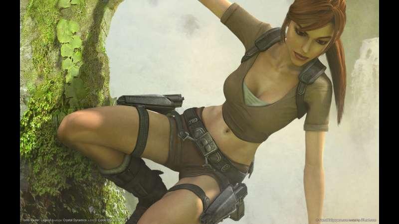 Tomb Raider Legend Wallpapers Or Desktop Backgrounds