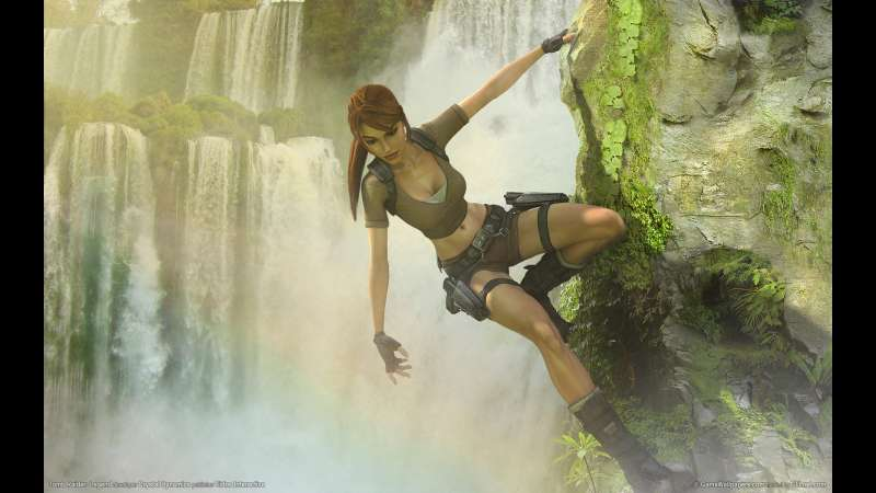 Tomb Raider: Legend wallpaper or background