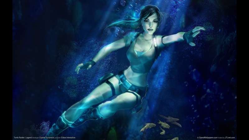Tomb Raider: Legend wallpaper or background 05
