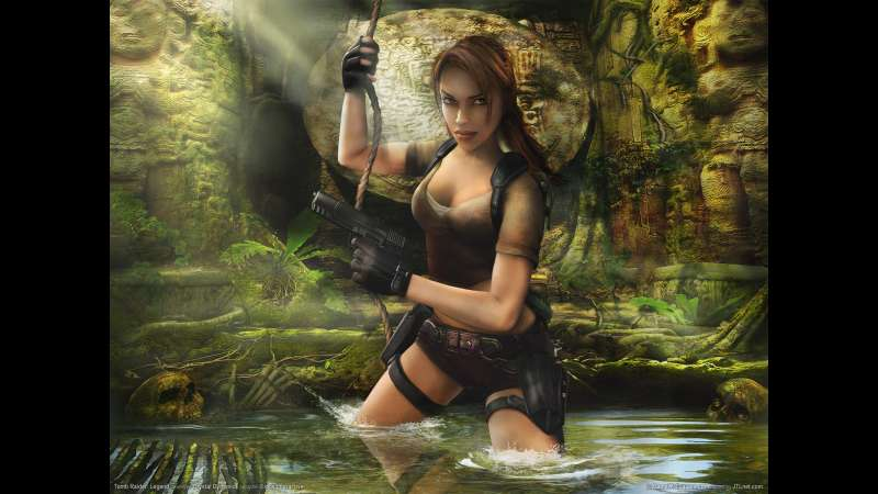 Tomb Raider: Legend wallpaper or background 09