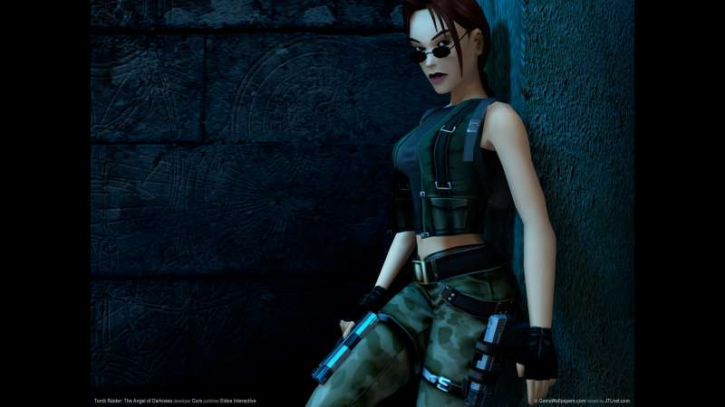 Tomb Raider: The Angel of Darkness wallpaper or background