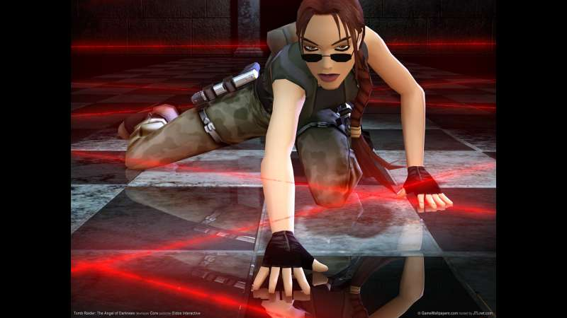 Tomb Raider: The Angel of Darkness wallpaper or background 11