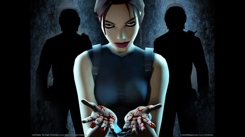 Tomb Raider: The Angel of Darkness wallpaper or background 13