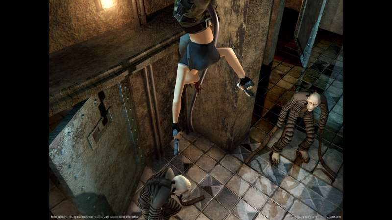Tomb Raider: The Angel of Darkness wallpaper or background 16