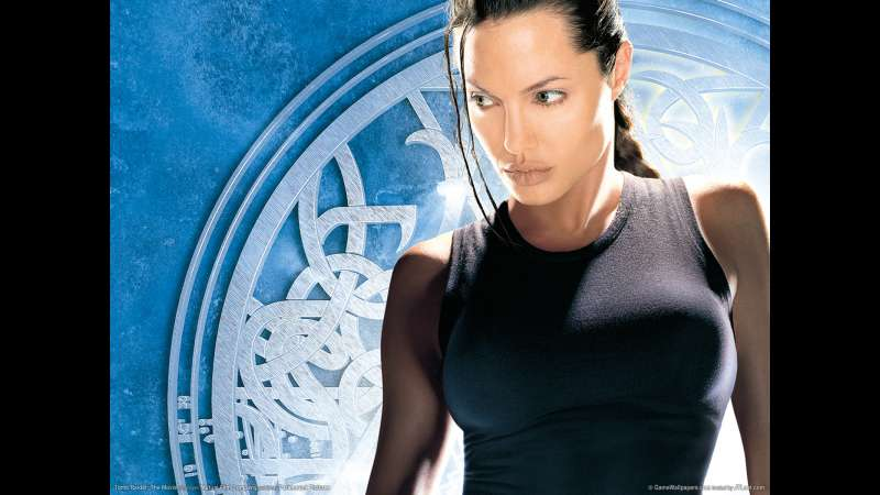 Tomb Raider: The Movie wallpaper or background 01