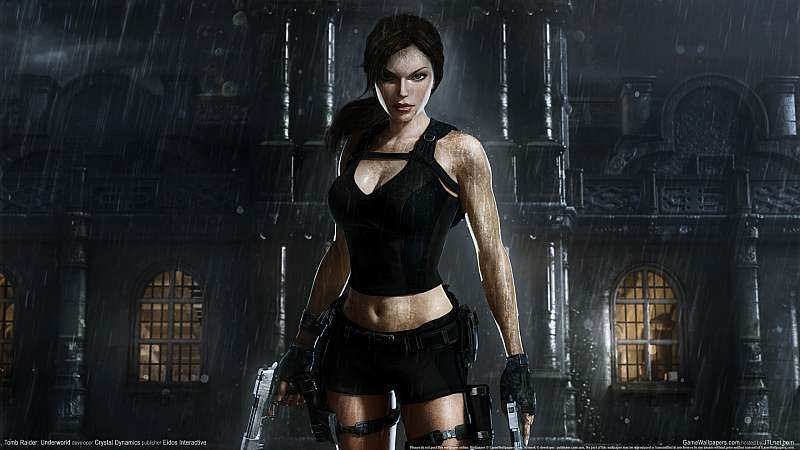 Tomb Raider: Underworld wallpaper or background