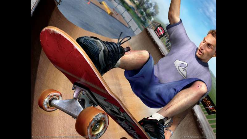 Tony Hawk's Pro Skater 3 wallpaper or background 01