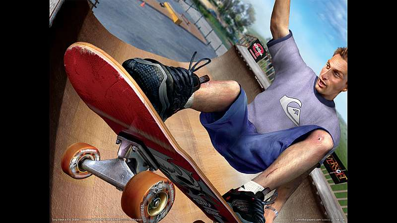 Tony Hawk's Pro Skater 3 wallpaper or background