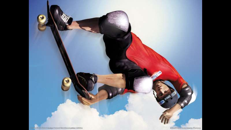 Tony Hawk's Pro Skater 3 wallpaper or background 02
