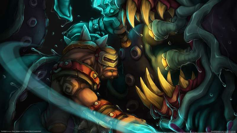 Torchlight wallpaper or background 01