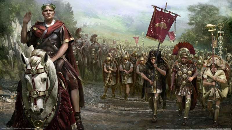 Total War: Rome 2 - Caesar in Gaul wallpaper or background 01