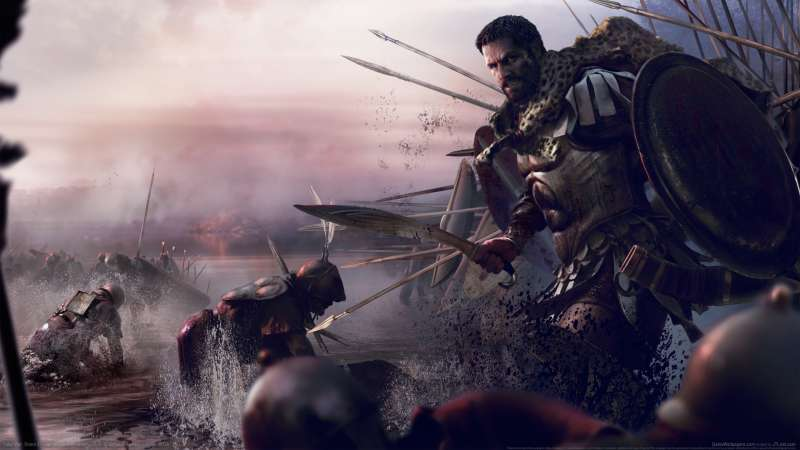 Attila Total War Wallpaper: GameWallpapers.com