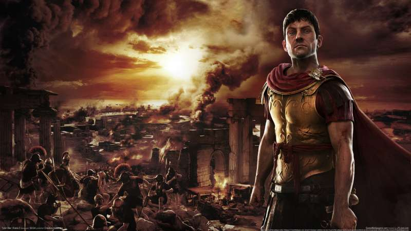 Total War: Rome 2 wallpaper or background 02