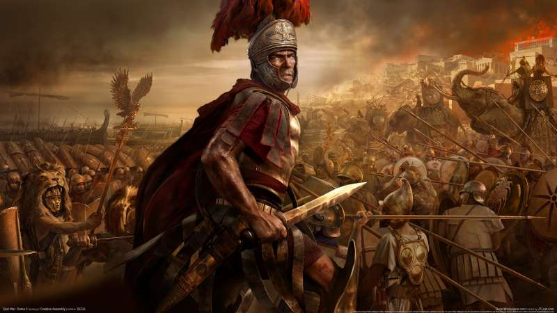 Total War: Rome 2 wallpaper or background 04