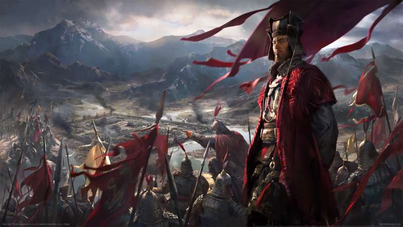 Total War: Three Kingdoms wallpaper or background 01