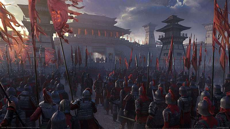Total War: Three Kingdoms wallpaper or background