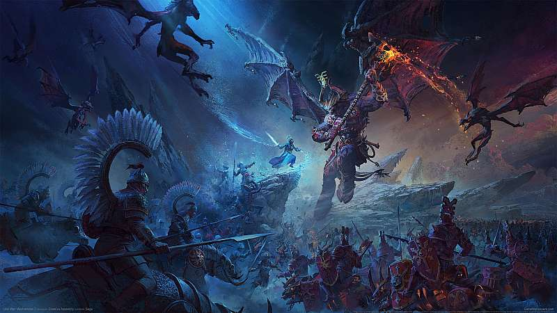 Total War: Warhammer 3 wallpaper or background
