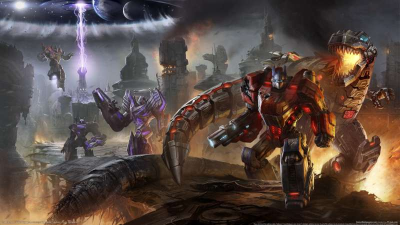 Transformers: Fall of Cybertron wallpaper or background 03