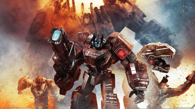 Transformers: Fall of Cybertron wallpaper or background 05