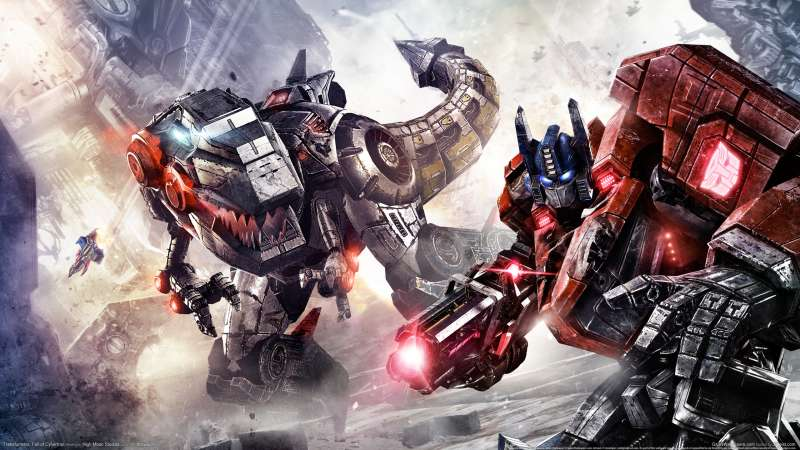 Transformers: Fall of Cybertron wallpaper or background 06