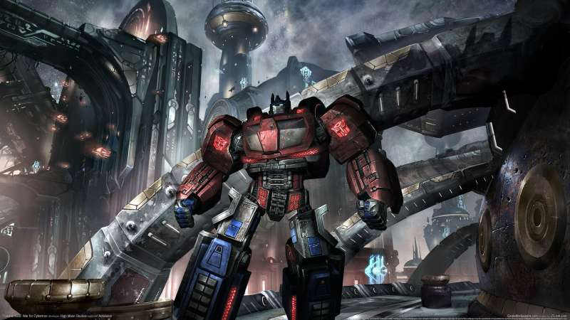 Transformers: War for Cybertron wallpaper or background 02