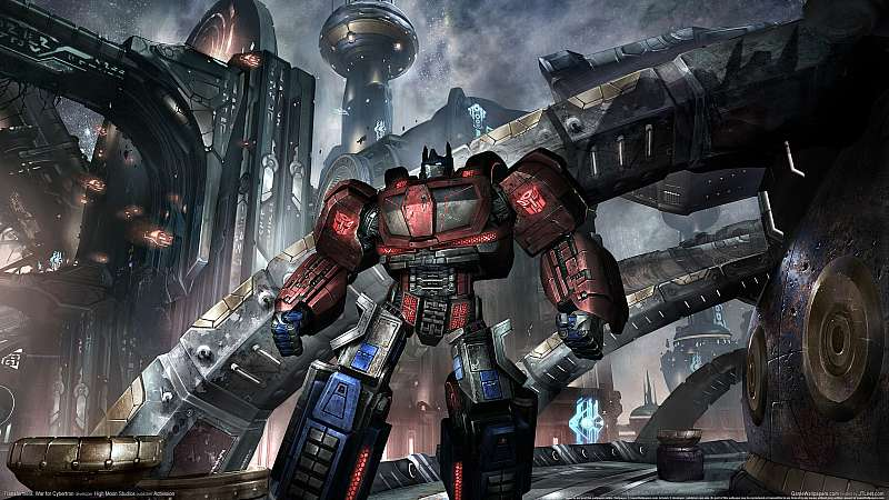 Transformers: War for Cybertron wallpaper or background