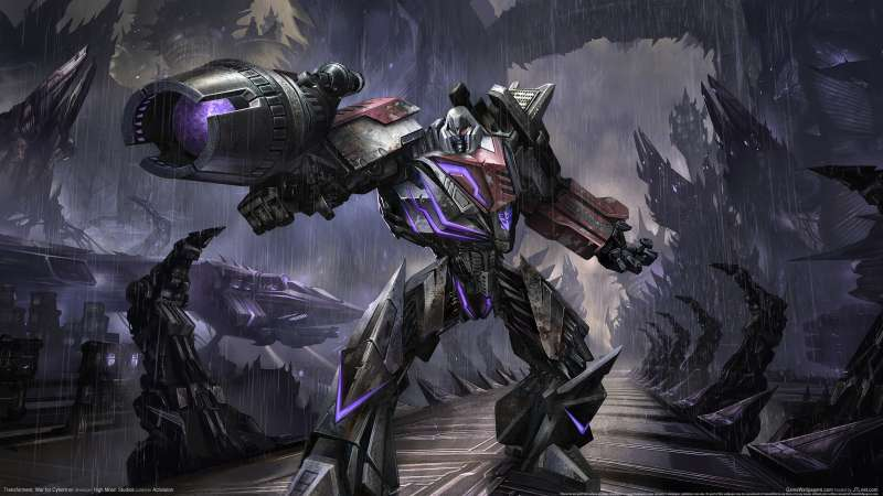 Transformers: War for Cybertron wallpaper or background 03
